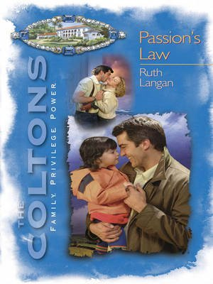Passion's Law (Electronic book text, ePub First edition): Ruth Langan