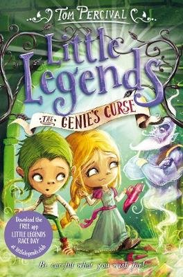 The Genie's Curse (Electronic book text): Tom Percival