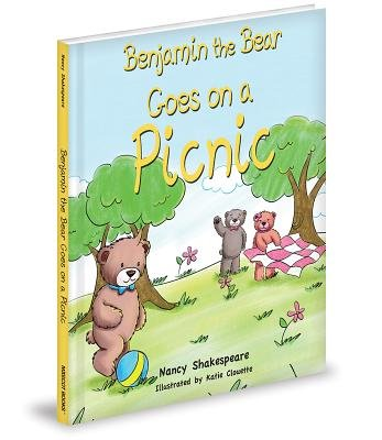 Benjamin the Bear Goes on a Picnic (Hardcover): Nancy Shakespeare