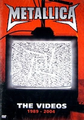Metallica: The Videos 1989-2004 (Video casette):
