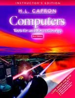 Computers Tools Information (Hardcover, 5th illustrated edition): Capron