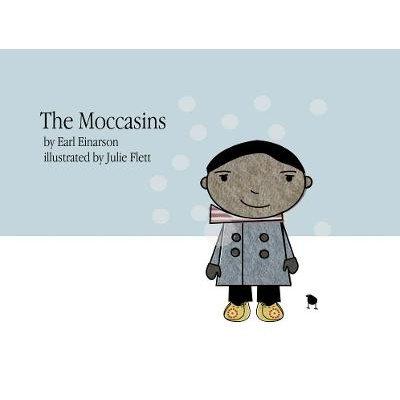 The Moccasins (Paperback): Earl Einarson