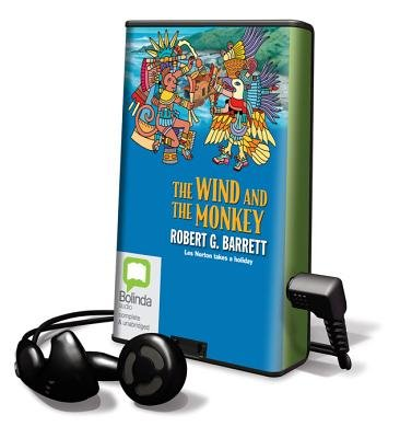 The Wind and the Monkey (Pre-recorded MP3 player): Robert G. Barrett