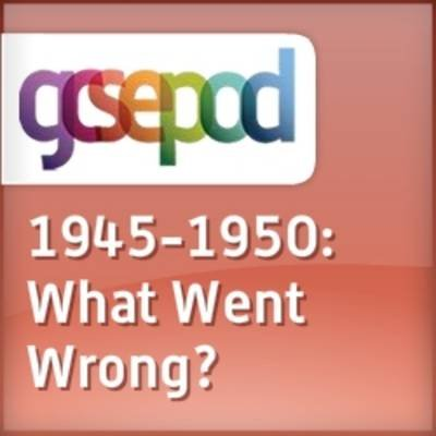 The Cold War - 1945-1950 - What Went Wrong? (Downloadable audio file): Cathal Doyle