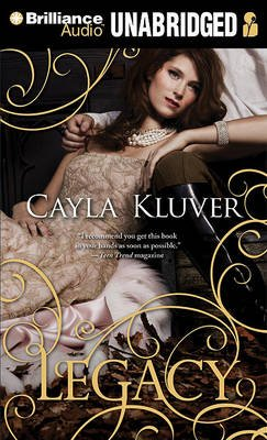 Legacy (MP3 format, CD, Library): Cayla Kluver