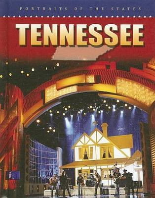 Tennessee (Hardcover, Library binding): Patricia Lantier-Sampon