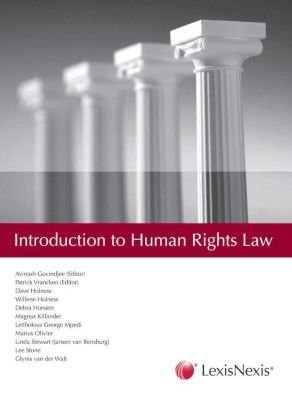 Introduction To Human Rights Law (Paperback, 2nd):