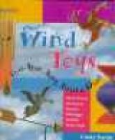 Wind Toys That Spin, Sing, Twirl and Whirl (Hardcover): Cindy Burda