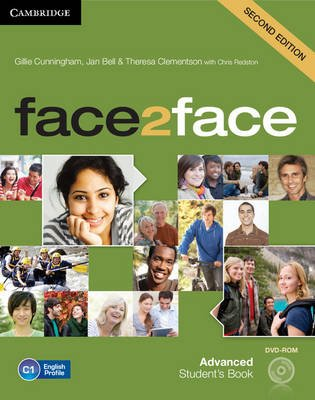 Face2face Advanced Student's Book with DVD-ROM (DVD-ROM, 2nd Revised edition): Gillie Cunningham, Jan Bell, Theresa...