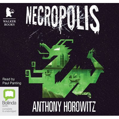 Necropolis (Standard format, CD, Unabridged edition): Anthony Horowitz