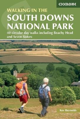 Walks in the South Downs National Park (Electronic book text, 2nd Revised edition): Kev Reynolds