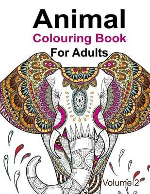 Animal Colouring Book for Adults (Paperback): Kensington Press