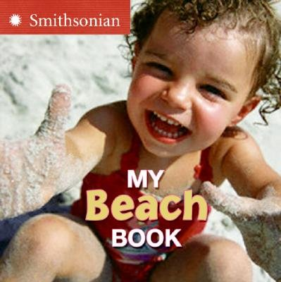 My Beach Book (Board book): Ellen Kirk
