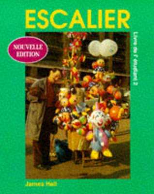 Escalier, Stage 2 (Paperback, 2nd Revised edition): James Hall