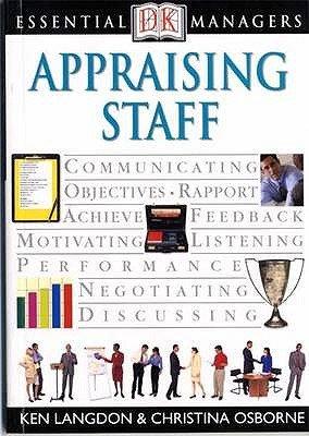 Appraising Staff (Paperback): Christina Osborne, Ken Langdon