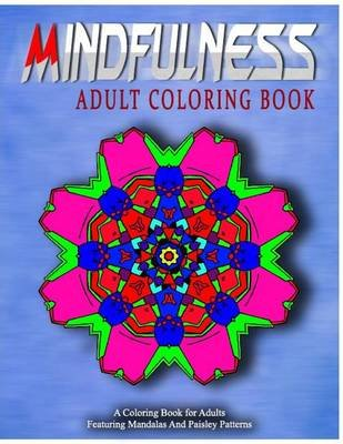 Mindfulness Adult Coloring Book, Volume 18 - Women Coloring Books for Adults (Paperback): Jangle Charm