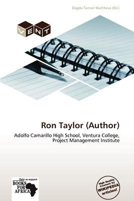Ron Taylor (Author) (Paperback): Dagda Tanner Mattheus