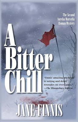 A Bitter Chill (Large print, Paperback, large type edition): Jane Finnis
