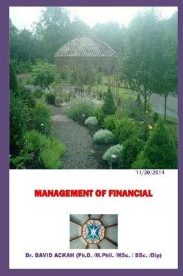 Management of Finance - Finance (Paperback): David Ackah