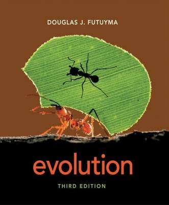 Evolution (Hardcover, 3rd Revised edition): Douglas Futuyma