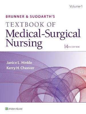 Brunner & Suddarth's Textbook of Medical-Surgical Nursing (Multiple copy pack, Fourteenth, North American Edition,...