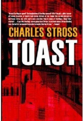 Toast (Paperback): Charles Stross