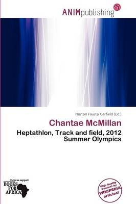 Chantae McMillan (Paperback): Norton Fausto Garfield