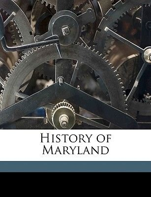 History of Maryland (Paperback): James McSherry