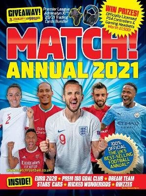 "Match Annual 2021 (Hardcover): ""Match"""