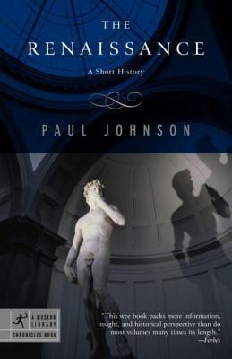 The Renaissance - A Short History (Electronic book text): Paul Johnson