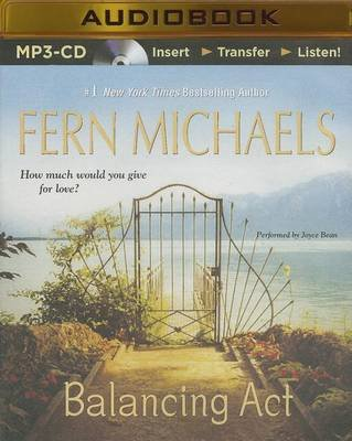 Balancing Act (MP3 format, CD): Fern Michaels