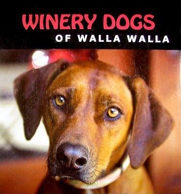 Winery Dogs of Walla Walla (Hardcover): Barbara Whatley