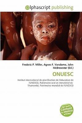 Onuesc (French, Paperback): Frederic P. Miller, Agnes F. Vandome, John McBrewster