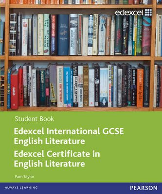 Edexcel International GCSE English Literature Student Book with ActiveBook CD (Paperback): Pam Taylor