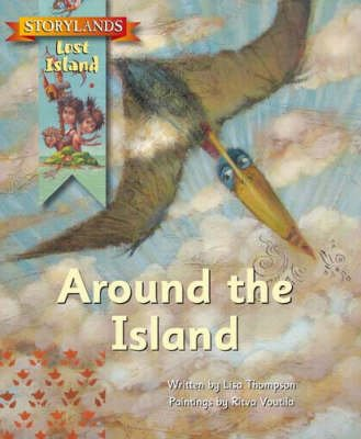 Around the Island (Paperback): Lisa Thompson