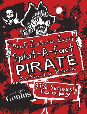 Pirate (Paperback): Zacharias Zog