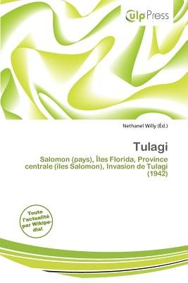 Tulagi (French, Paperback): Nethanel Willy