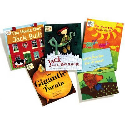Jack and the Beanstalk and Other Traditional Tales Pack: