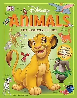 Disney Animals - The Essential Guide (Hardcover): Glenn Dakin
