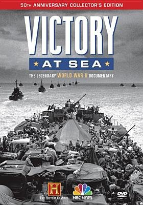 Victory at Sea Gift Set (Region 1 Import DVD, 50th):