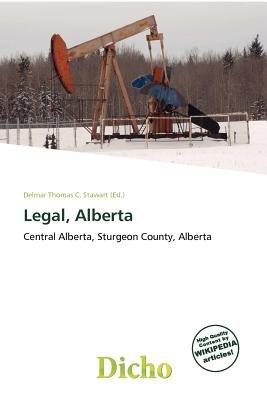 Legal, Alberta (Paperback): Delmar Thomas C. Stawart