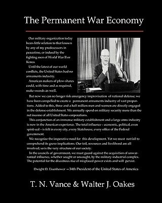 The Permanent War Economy (Paperback): T. N. Vance