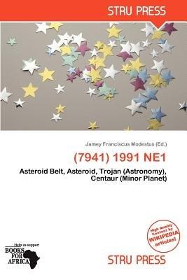 (7941) 1991 Ne1 (Paperback): Jamey Franciscus Modestus