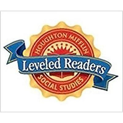 Houghton Mifflin Social Studies Leveled Readers - Language Support (6 Pack) Unit 8 Grade 5 a Sea Battle (Hardcover): Houghton...