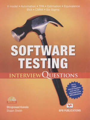 Software Testing - Interview Questions (Paperback): Shiv Prasad Koirala
