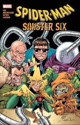 Spider-man: Sinister Six (Paperback): Stan Lee, David Michelinie