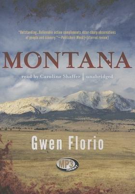 Montana (MP3 format, CD): Gwen Florio