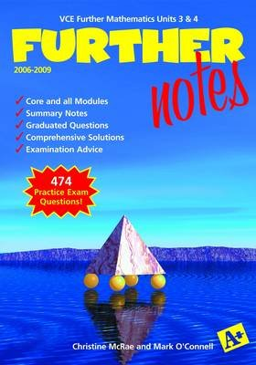 Further Notes VCE Units 3 and 4 (Paperback): 9780170134460
