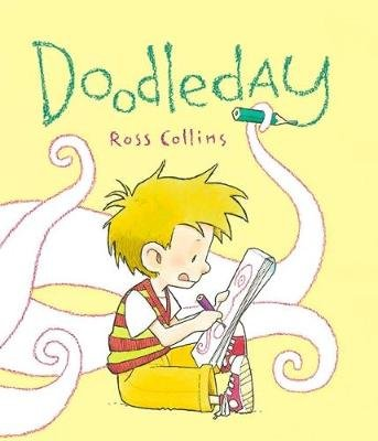Doodleday (Paperback): Ross Collins
