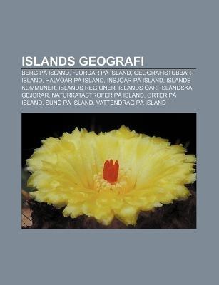 Islands Geografi - Berg Pa Island, Fjordar Pa Island